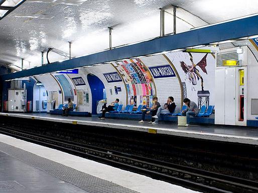 Métro Alma - Marceau
