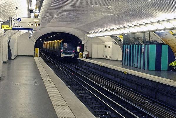 Métro Anvers