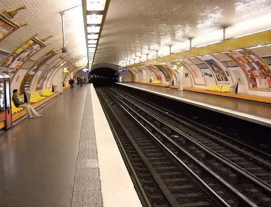 Métro Billancourt