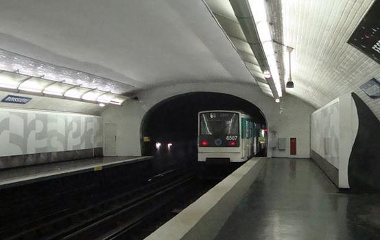 Métro Boissière
