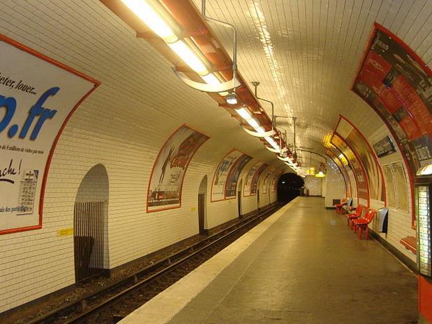 Métro Château-Landon