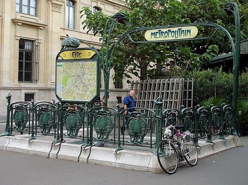 Métro Cité