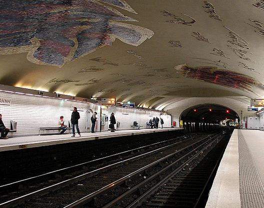 Métro Cluny - La Sorbonne
