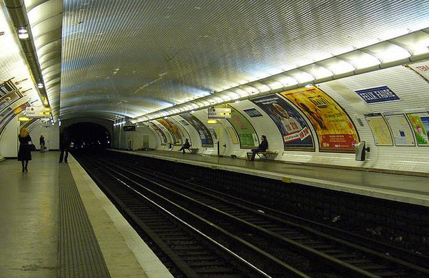 Métro Félix Faure