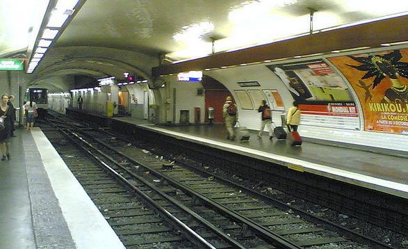 Métro Gare d'Austerlitz