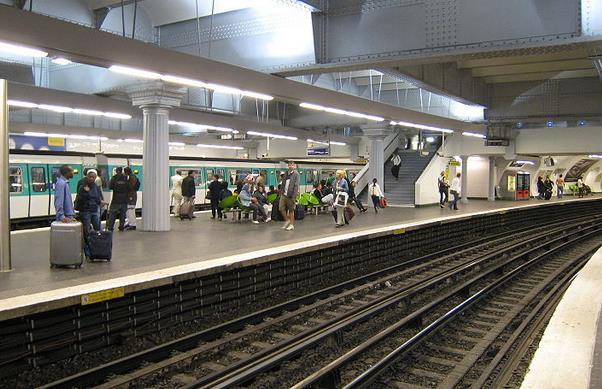 Métro Gare de l'Est