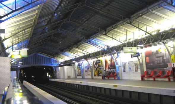 Métro Glacière