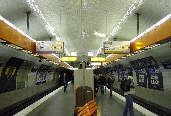 Métro La Motte-Picquet Grenelle
