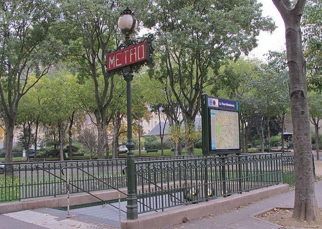 Métro La Tour-Maubourg