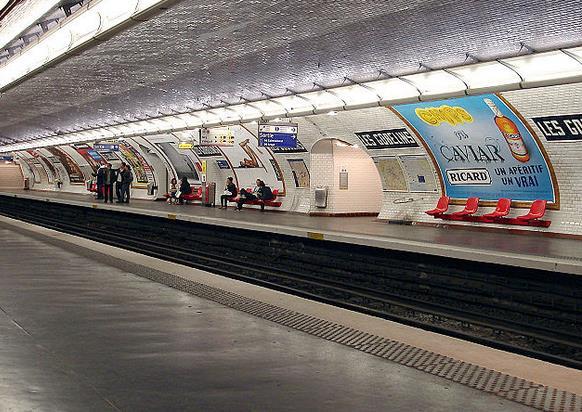 Métro Les Gobelins
