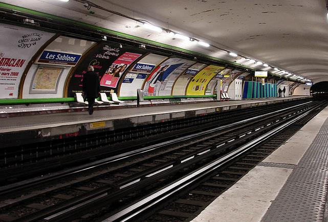 ratp premiers métros