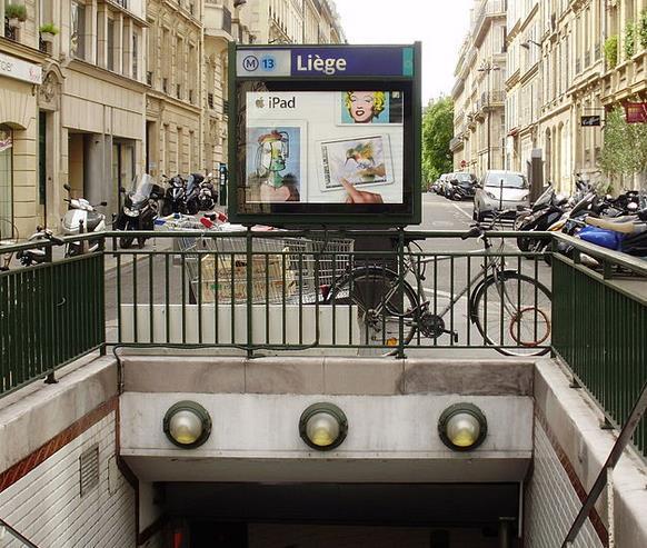 Métro Liège