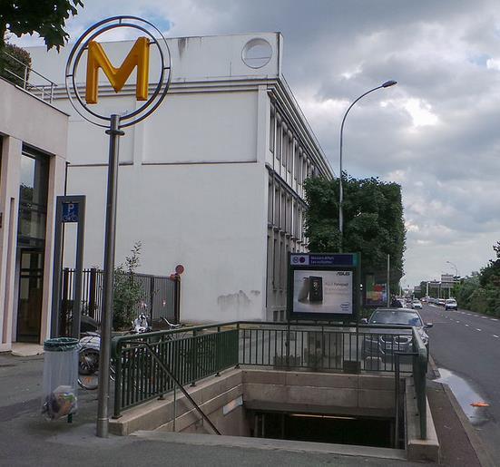 Metro Maisons Alfort Les Juilliottes Plan Horaires Et Trafic