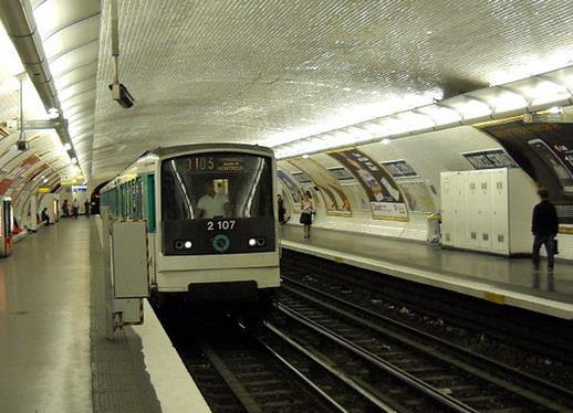 Métro Marcel Sembat