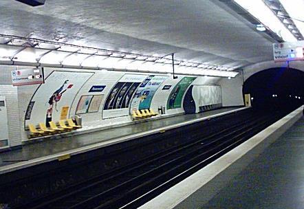 Métro Poissonnière