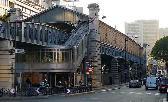 Métro Quai de la Gare