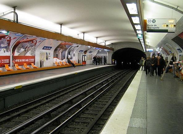 Métro Rue du Bac