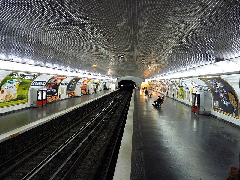 Métro Saint-Augustin