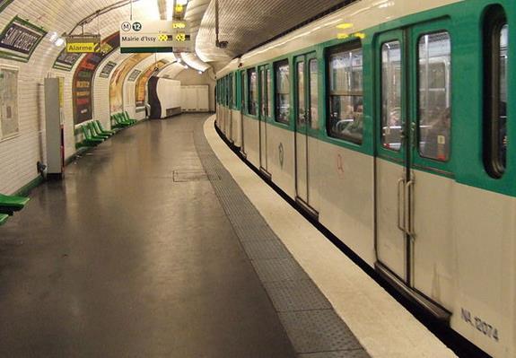 Métro Saint-Georges
