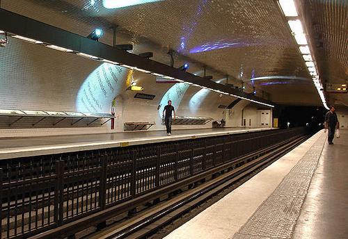 Métro Saint-Germain-des-Prés