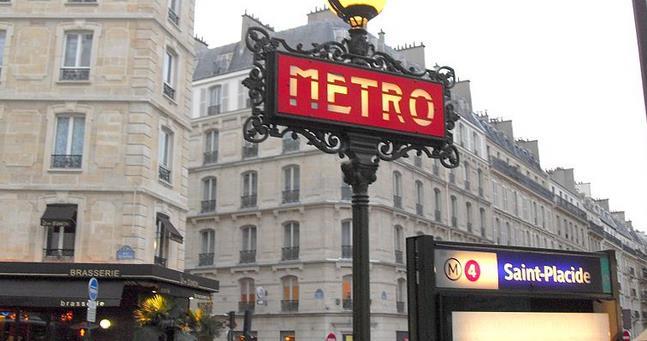 Métro Saint-Placide