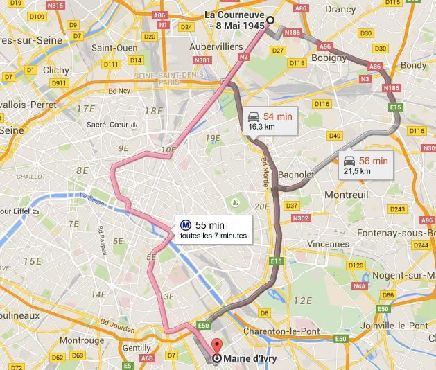 Ligne 7 Métro Paris : plan, horaires et stations